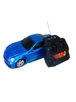 Shagun Fibres  S-18  Blue Battery Operated Car