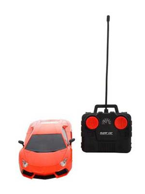 Shagun Fibres  S-20  Red Battery Operated Car