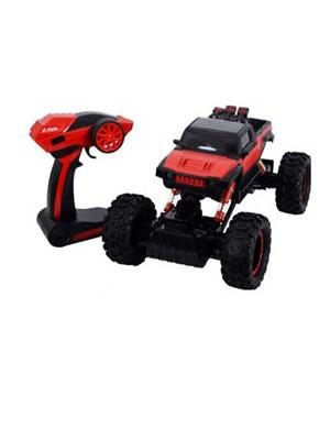 Shagun Fibres  S-3  Red Battery Operated Car
