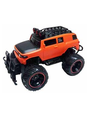 Shagun Fibres  S-7  Orange Battery Operated Car