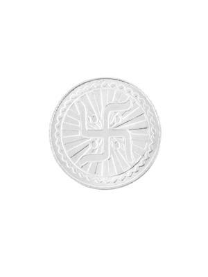 Vridaann S2 Silver Swastik Coins 10g