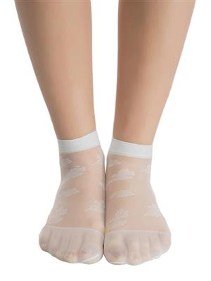 Clovia SC0001P11 green Women Short Ankle Socks