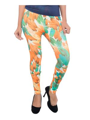 Feminine SC002 Multicolored Women Legging