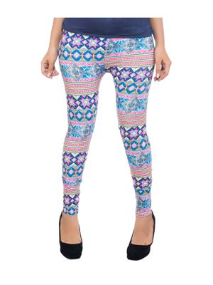 Feminine SC013 Multicolored Women Legging