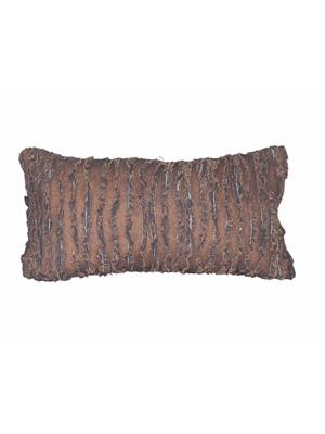 Sushi SCC07 Brown Cushion Cover Set Of 1