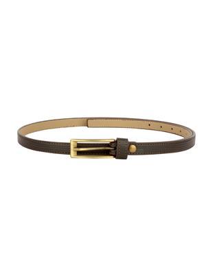 Scarleti Scrl-14 Brown Women Belt