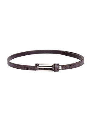 Scarleti Scrl-18N Brown Women Belt