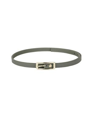 Scarleti Scrl-32 Grey Women Belt