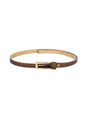 Scarleti Scrl-49 Brown Women Belt