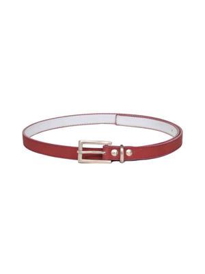 Scarleti Scrl-98 Red Women Belt