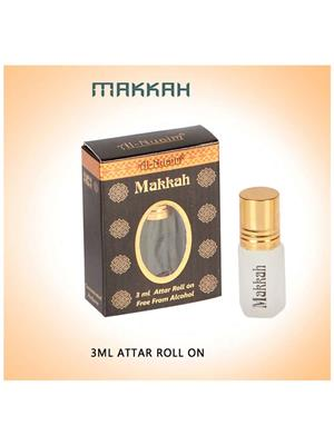 AL NUAIM SD462  Women  MAKKAH 3ML ROLL ON