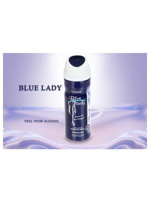 AL NUAIM SD559  Women   BLUE LADY 200ML PERFUME Deodorant