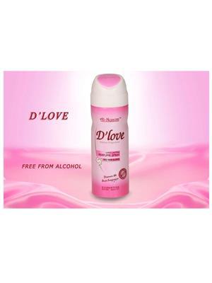 AL NUAIM SD564  Women  DLOVE 200ML PERFUME Deodorant