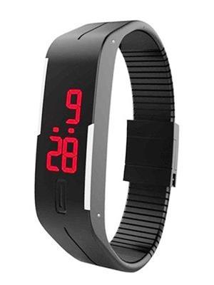Superdeals Sd702 Black Digital LED Watch