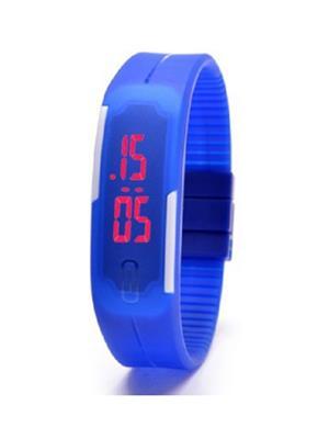 Superdeals Sd704 Dark Blue Digital LED Watch