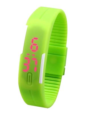 Superdeals Sd705 Green Digital LED Watch