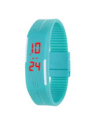 Superdeals Sd710 Sky Blue Digital LED Watch