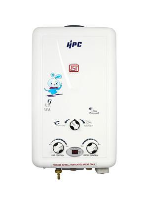 HPC Sdl372560275 White Gas Geyser