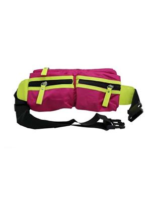 Shopping Feast SF007-P  Pink Waist Bag