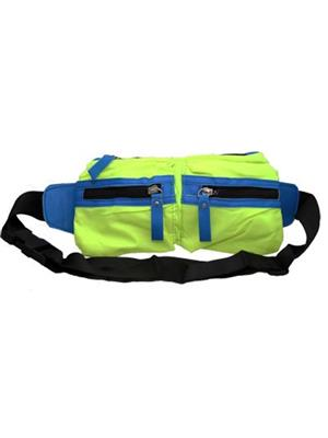 Shopping Feast SF007  Yellow Waist Bag