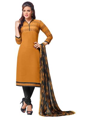 Sareefab Sf139Ss033 Yellow Women Salwar Suit