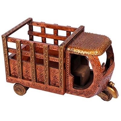Surface180  Hand Painting Wooden Loading Taxi