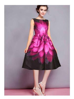 Shreeji Fashion Sfkt1060 Pink Women Dresses