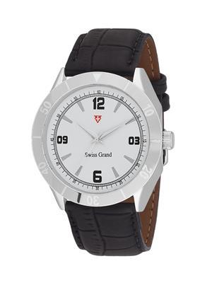 Swiss Grand SG-1038 White Men Analog Watches
