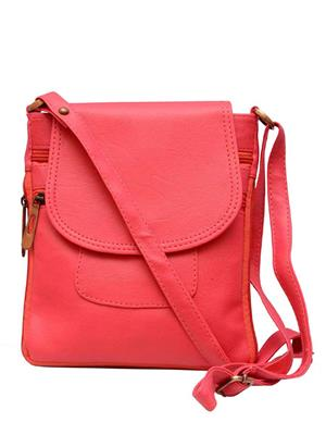 Styleworld Sh-007 Pink Women Sling Bag