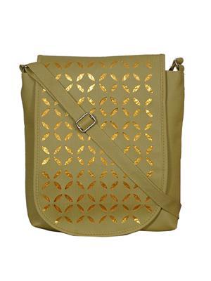 Styleworld Sh-014 Green Women Sling Bag
