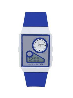 Shreya Enterprise SH-26 Blue Men Digital Watch