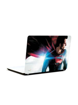 Pics And You SH027 Superman Flying Cape 3M/Avery Vinyl Laptop Skin Decal