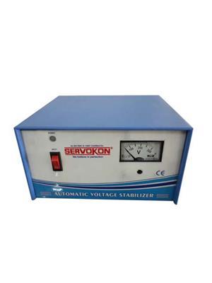 SERVOKON SK001-90 Blue 1 Kva 90V Automatic Voltage Stabilizer