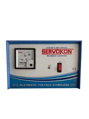 SERVOKON SK002-90 Blue 2 Kva 90V Automatic Voltage Stabilizer