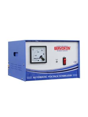 SERVOKON SK003-140 Blue 3 Kva 140-270V Automatic Voltage Stabilizer