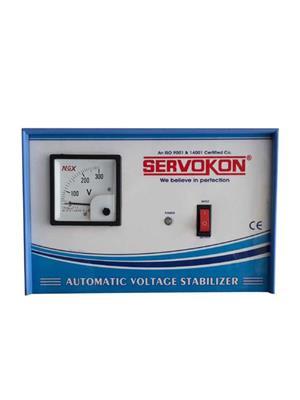 SERVOKON SK003-90 Blue 3 Kva 90V Automatic Voltage Stabilizer