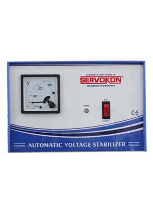 SERVOKON SK004-140 Blue 4 Kva 140-270V Automatic Voltage Stabilizer