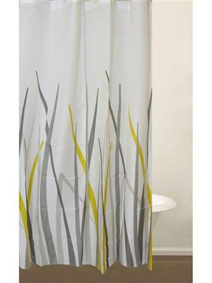 SKAP SK03 White Shower Curtains