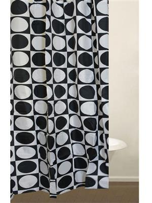 SKAP SK04 Multicolored Shower Curtains