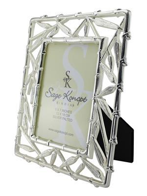 Sage Koncpt Skha02 Grey Bamboo Photo Frame