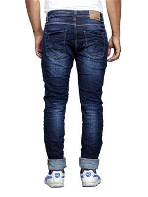 Spykar SKN-S15-04 Blue Slim Fit Men Jeans