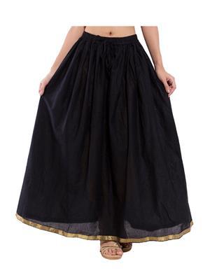 Decot SKT311 Black Women Skirt