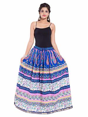Decot SKT339 Multicolored Women Skirt