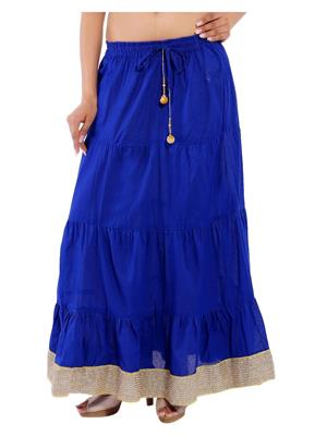 Decot SKT365 Blue Women Skirt