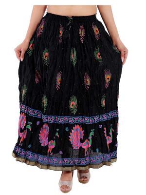 Decot SKT380 Black Women Skirt