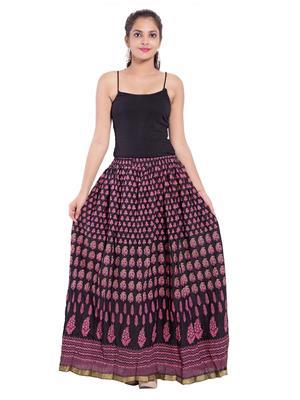 Decot SKT386 Multicolored Women Skirt