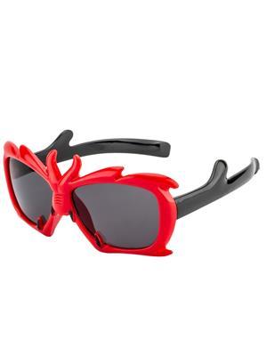 Amour Sku15-D-Rb-Ni Red Kids Sunglass