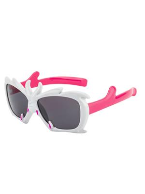 Amour Sku15-E-Wp-Ni White Kids Sunglass