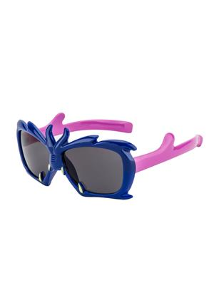 Amour Sku15-F-Blpu-Ni Blue Kids Sunglass