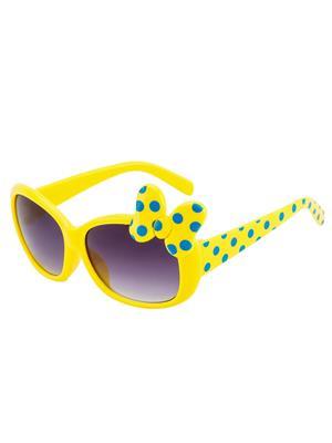 Amour Sku16-E-Yellow-Ni Yellow Kids Sunglass